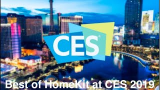 Best of HomeKit at CES 2019