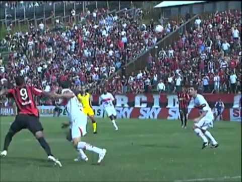 Atlético Paranaense 4 x 1 CRB (Campeonato Brasileiro Série B 2012)