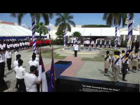 National Heroes Day 2013, Cayman Islands