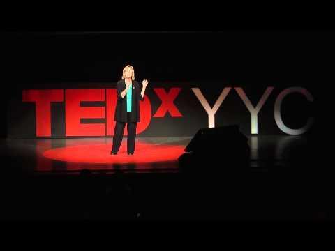 Canadian Innovation   Elizabeth May   TEDxYYC