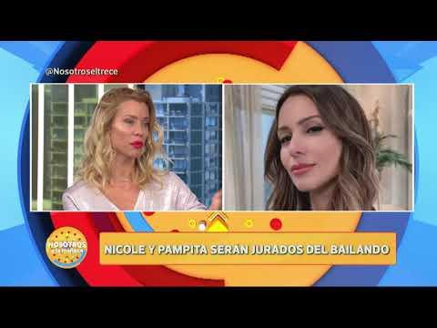 Nicole Neumann contó cómo fue su nuevo encuentro con Pampita