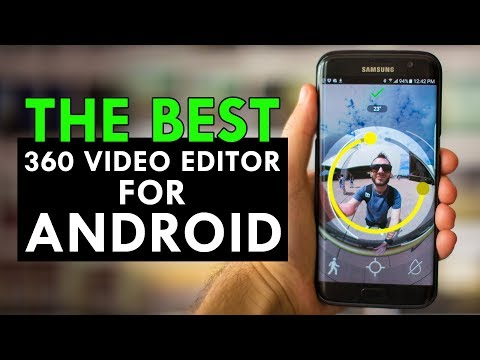 Edit 360 Video On Android - COLLECT Tutorial