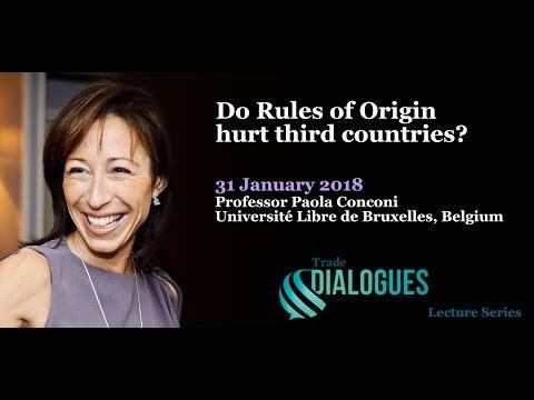 Trade Dialogues: Professor Paola Conconi (full lecture)