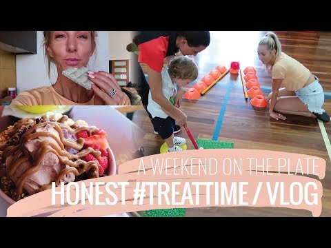 A weekend on the plate - Honest NOT all clean - Family vlog style