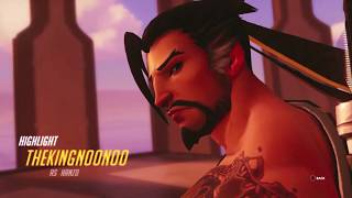Hanzo is So Hot Right Now