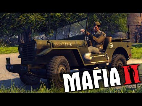 MAFIA 2 - GTA IN THE 1940s! - JOINING THE MOB, WW2, & MORE! (Mafia 3 HYPE)