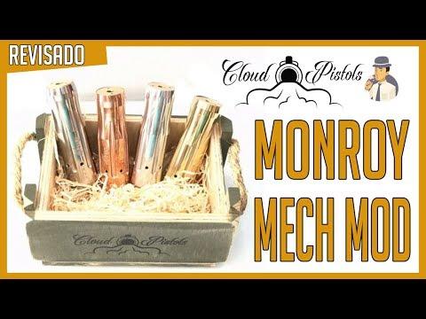 Monroy Mod by Cloud Pistols - Una bala fabricada en España