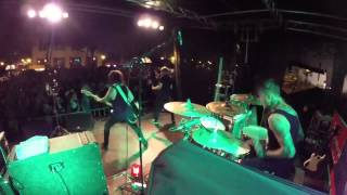 Misconduct - Never Going Down - Live in Saarbrücken