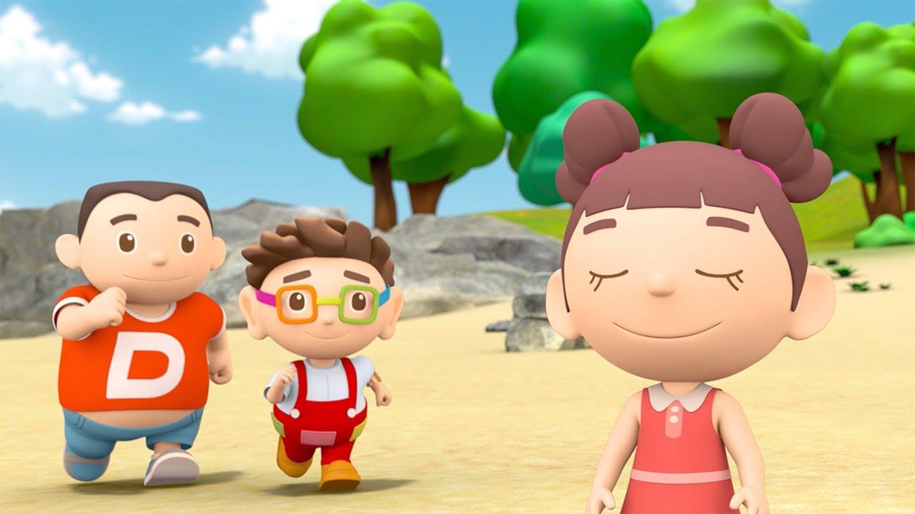 第二十集「大自然好聲音」—【咚咚仔3D動畫系列】第二季