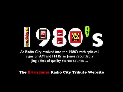 194 RADIO CITY   1980'S JINGLES