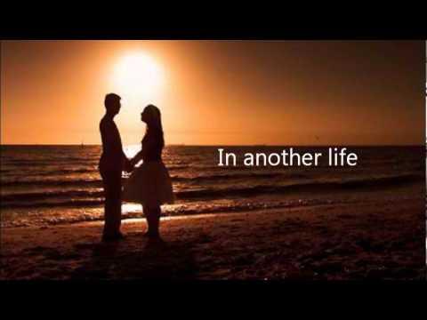 In another lifetime lyrics - Gary v.