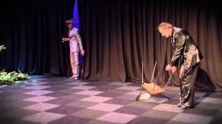 Trailer De man die alles weet - Maas theater en dans