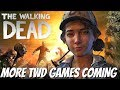 MORE Walking Dead: Story Games to be made!! - (TWD video game)