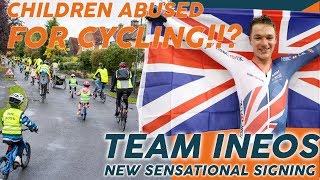 DOPING, CHILDREN CURSED FOR CYCLING & TEAM INEOS ANNOUNCE LATEST SIGNING