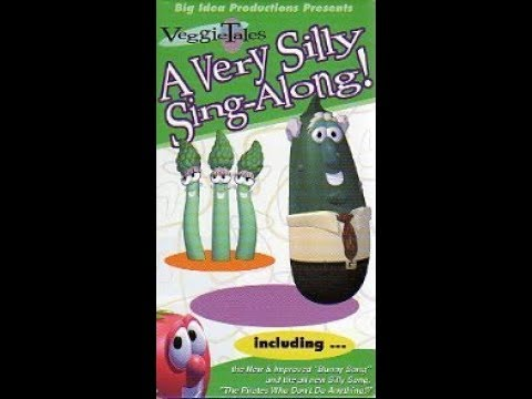 VeggieTales A Very Silly Sing-Along! 1997
