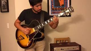 Nuages (Django Reinhardt) - Jazz Guitar Solo