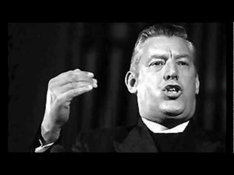 Fundamentalism vs. Apostasy-Ian Paisley-Full Sermon(with Captions)