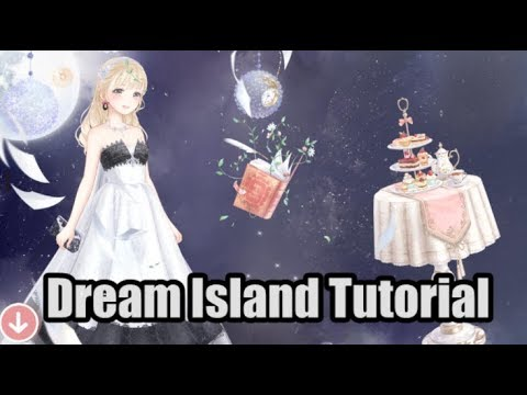 Miracle Nikki - Kimi Dream Island Event Full Tutorial
