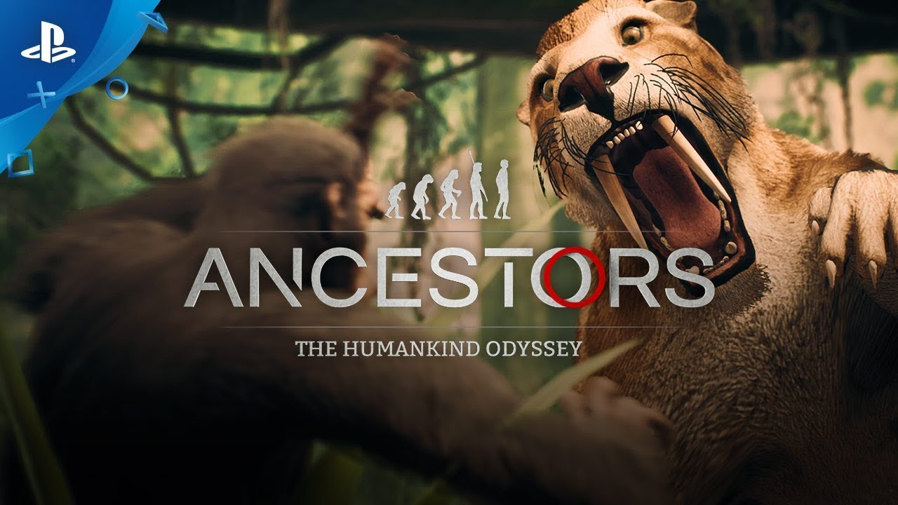 Ancestors: The Humankind Odyssey – Accolades Trailer | PS4 thumbnail