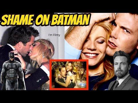 Justice League - Ben Affleck Flirts With an Interviewer - Hilarie Burton