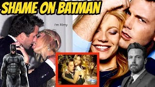 Justice League - Ben Affleck Flirts With an Interviewer - Hilarie Burton