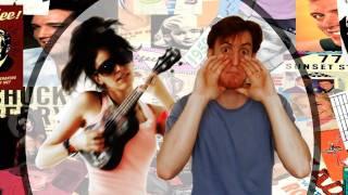Rock Around the Clock - Ukulele and Vocal cover by CookiePine (Trudbol Kartiv2)