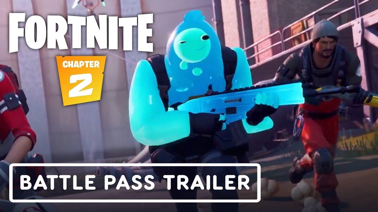 Fortnite Chapter 2 Season 1 Battle Pass Gameplay Trailer