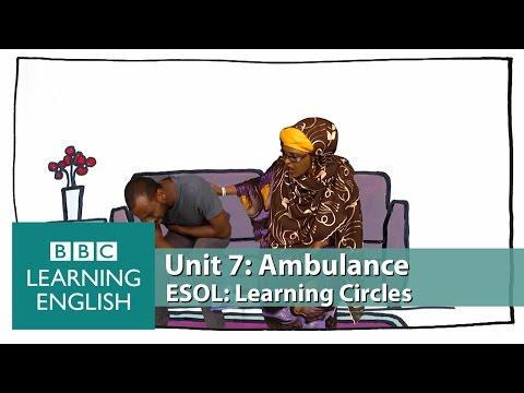 Learning Circles - Ambulance