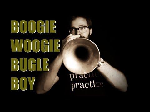 Boogie Woogie Bugle Boy | Trumpet Ensemble
