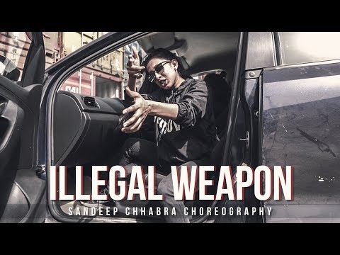 Illegal Weapon - Jasmine Sandlas ft. Garry...