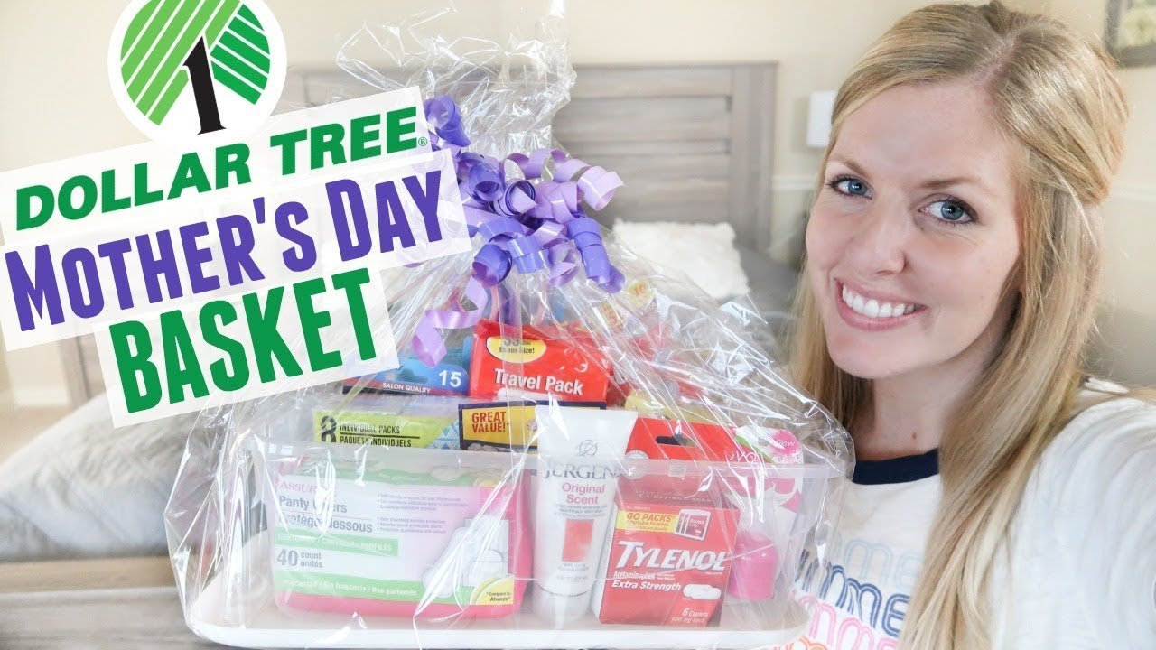Dollar Tree Mother S Day Gift Basket Under 20 What To Get Mom