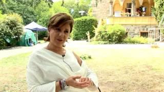 MISTER FELICITÀ - Carla Signoris sul set