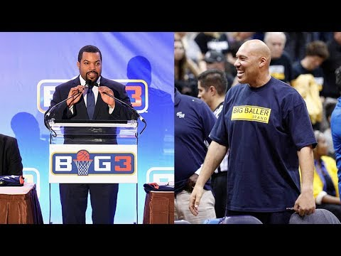 Ice Cube CHALLENGES LaVar Ball to Shooting Contest for Lonzo's ZO2s