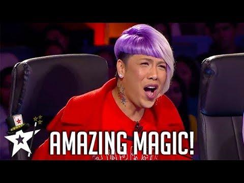 Best Illusionists on Pilipinas Got Talent 2018 | Magicians Got Talent