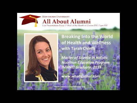 AAA: Breaking Into the World of Health and Wellness with Tarah Chieffi