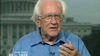 """I Love The US Republic, And I Hate The US Empire"": Johan Galtung 1 of 4"
