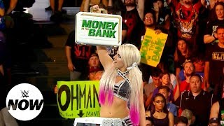 Baixar Alexa Bliss wins the Women's Money in the Bank Ladder Match: WWE Now