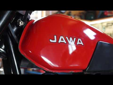 JAWA 638 LUX. Почти готова.