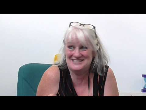 Jenny Mosley training - 2014 Deputy HT Marianne Porter on the Golden Model