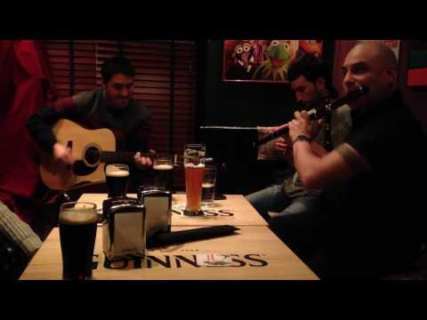 Irish session - Residence Cafe (Bilbo) 2017/02/01