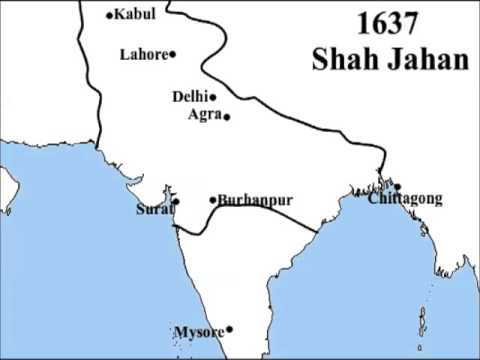 The Mughal Expansion 1526 1700 Youtube