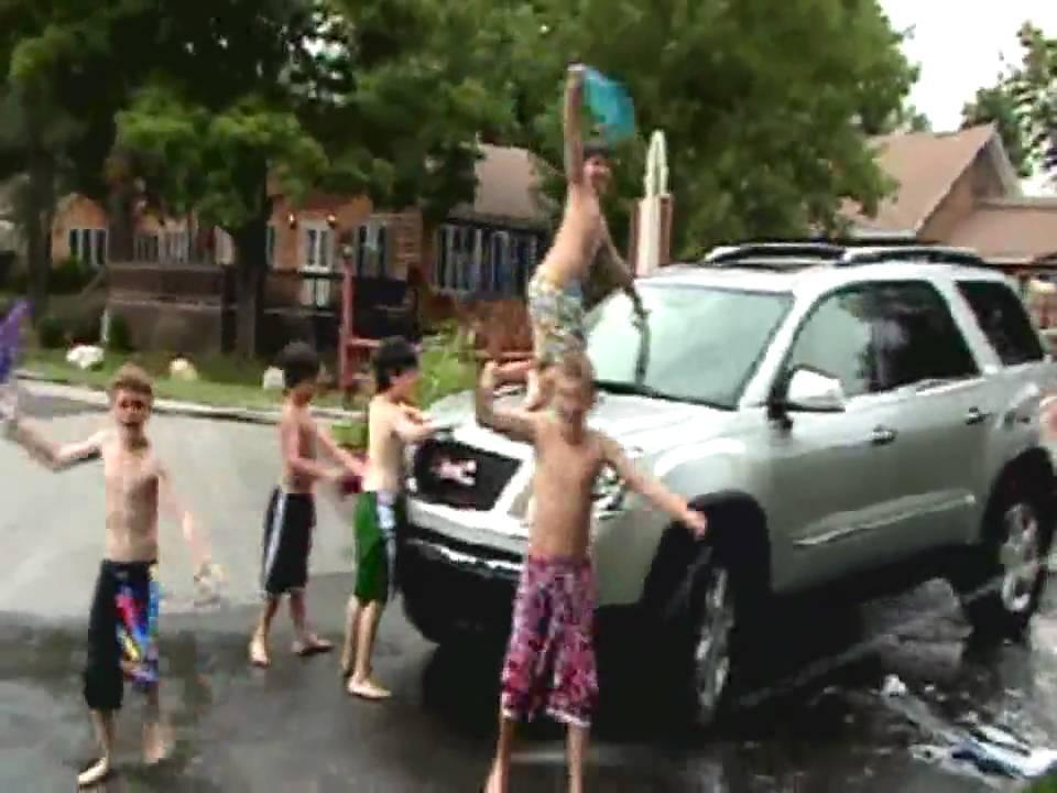 Car Wash Gay 51