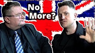 End of British Culture - Exclusive Interview with Tommy Robinson by Arto Luukkanen