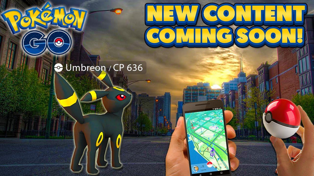Pokémon GO News Update - Gen 2 Release Date, Legendary ...