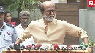 Rajinikanth Reacts To Ban On Kaala In Karnataka