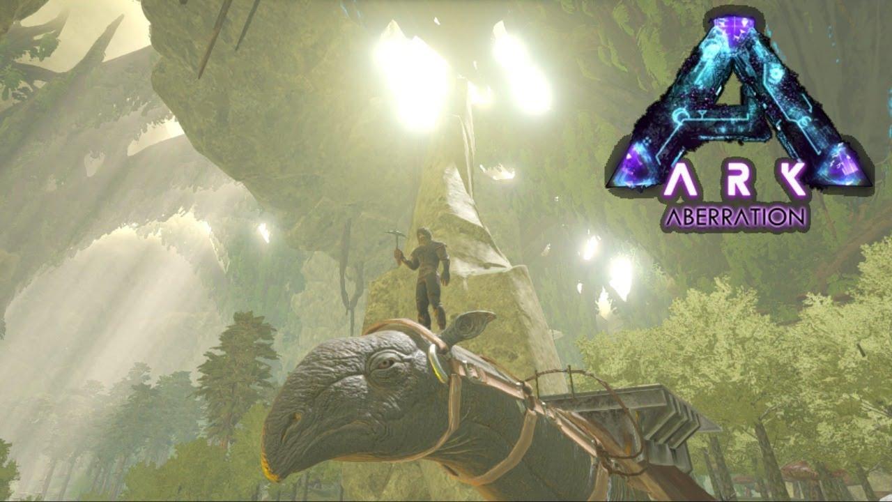 【Ark】動く巨神兵器でカニテイム&中層拠点探し【ホロライブ/アキロゼ】