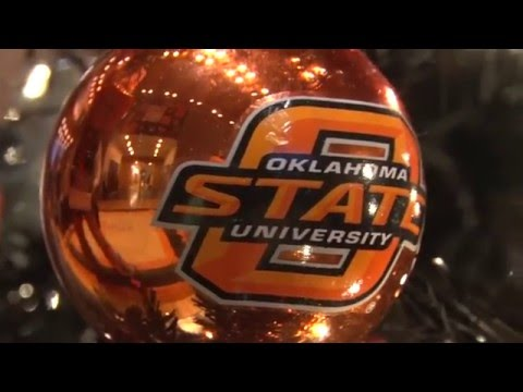 Happy Holidays from Oklahoma State University