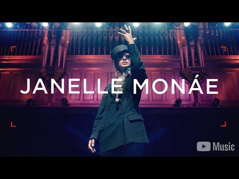 Janelle Monáe  A Revolution of Love Artist Spotlight Stories