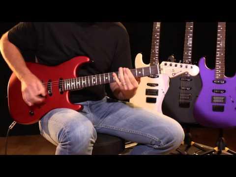Charvel USA Select San Dimas Style 1 HSS HT Demo