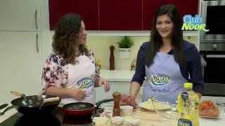 Easy Sweet Potato & Carrot Kibbeh recipe